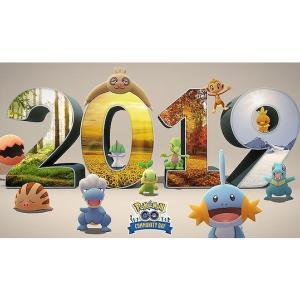 【ポケモンGOレポート】2019年12月のコミュニティデイ2019は歴代の対象ポケモンが全て登場!