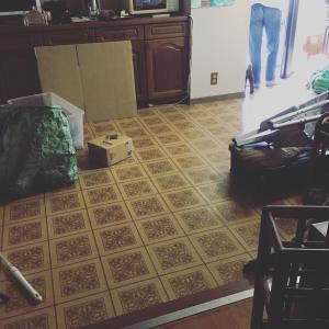 親の家を片付ける