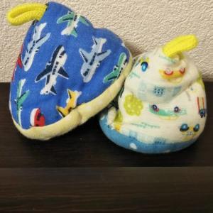 【男の子の赤ちゃん】おむつ替え中に大惨事!対策にはおしっこキャップ!!