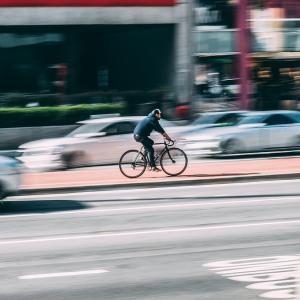 自転車の車道通行について思うこと。