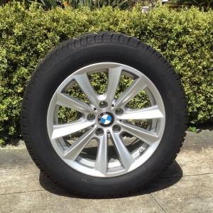 BMWのタイヤが頻繁に空気が減る|抜ける原因は交換したタイヤのビート