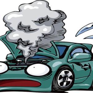『突然エンジンから煙』水漏れが原因のオーバーヒートしたBMW