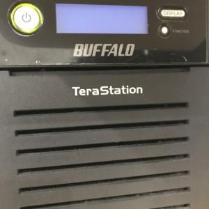 TeraStation2台体制でレプリケーション機能を追加