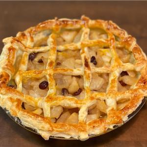 「わかったさんのアップルパイ」を作ってみました♪