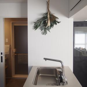 キッチンパネルにだってフォーカルポイントをつくる!