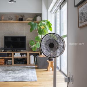 2台目の扇風機もThe Green Fan一択!