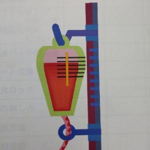 在宅中心静脈栄養法・入院⑱
