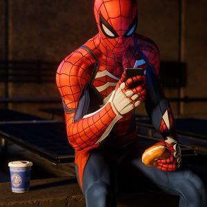 【PS4】マーベル スパイダーマン【今日はスイカの日】