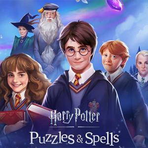 ハリー・ポッター 呪文と魔法のパズル【今日はワープロ記念日】