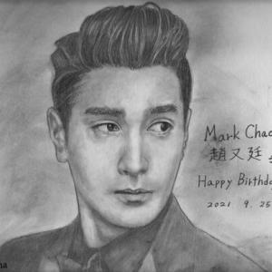 マーク・チャオさんお誕生日