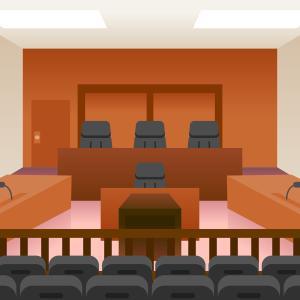 慰謝料請求 法廷 そこはテレビドラマの世界⑥