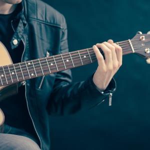 ギターを5年弾けなかったDTMerがギターを弾けるようになった、3つの方法