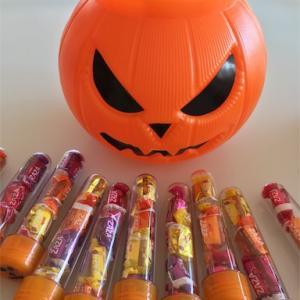 ハロウィンパーティのお菓子はコレ!子どもと一緒に準備しました。