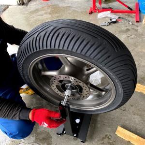 タイヤのバランス