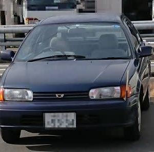 4代目 カローラⅡ