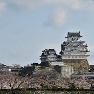 今日の姫路城 (2020.4.2)