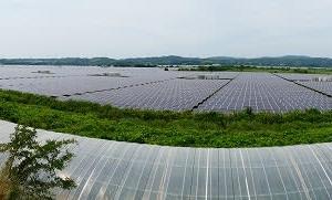 瀬戸内 Kirei 太陽光発電所