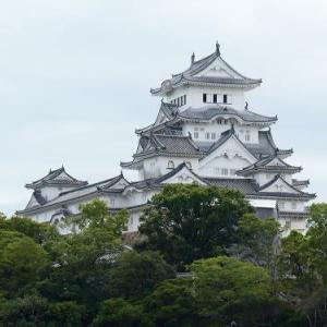 今日の姫路城 (2020.9.11)