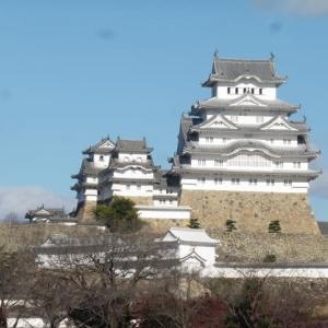 今日の姫路城 (2020.11.29)
