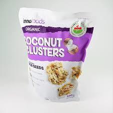 ココナッツオーガニッククラスターズ