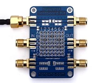 NanoVNA Testboard Kit ~2~