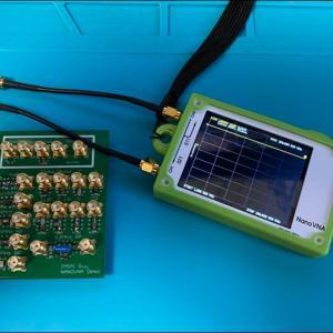 NanoVNA RF Demo Kit ~SMA 基板入手~ ②