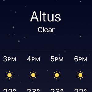 気温の寒暖差が大きすぎて困る