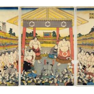 相撲と碁と物笑いと