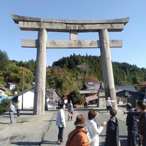 日本1(だった?)石鳥居
