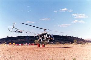 ヘリコプターの思い出