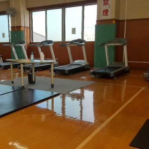 一回150円のトレーニングルーム