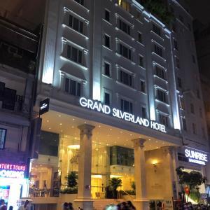 ホーチミンのお宿  ベンタイン市場近くの「グランド シルバーランド ホテル & スパ」