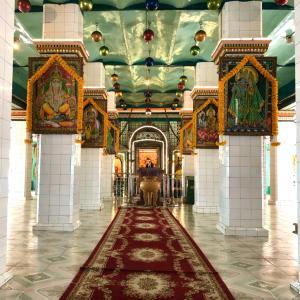 ホーチミン・確かに映えるヒンドゥー寺院「スリ・タンディ・ユッタパニ寺院」