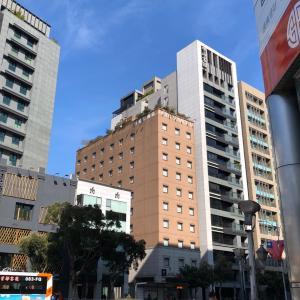 今回の台北のお宿「ホテルサンルート台北」はめっさフツーだったw