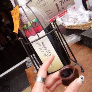 【ポルトガル】神社じゃないよ、ジンジャ(ginja)だよ!可愛いさくらんぼのリキュール