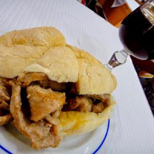 【ポルトガル】豚肉で、ピリ辛で、美味しくない訳がないではないか!