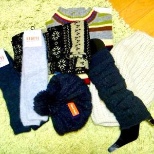 初冬のソウル購入品