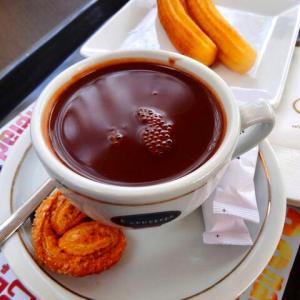 【スペイン】朝食の定番?スペインのチュロス