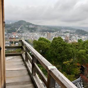 犬山城③ やっと最上階!そこからの眺めと歴代城主