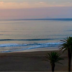 あした浜辺をさまよえば 2日目夜明け〜朝の海