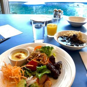 ホテルニューオータニ幕張「SATSUKI」の朝食ブッフェ♫(ちばおもてなしクーポン利用)