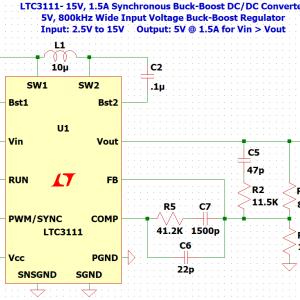 LTspice-ドットコマンド「.softstart」(立ち上がり時間短縮)の使い方