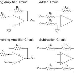 オペアンプの回路例