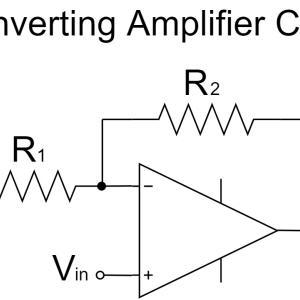 オペアンプの非反転増幅回路