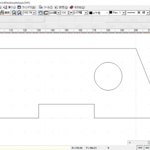 KiCad-基板外形をインポートする方法