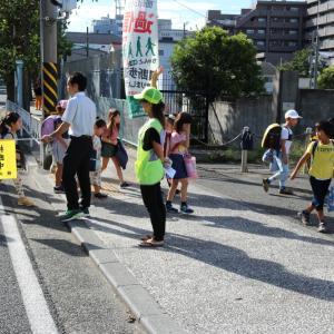 2019「秋の全国交通安全運動」街頭啓蒙活動をしました。