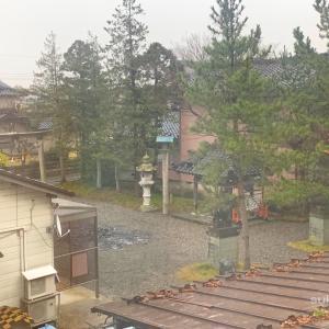 須岐神社⛩ どうした⁈