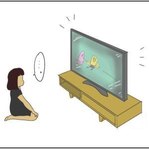 【子育て】アニメが育児に教えてくれること ~友達はスポンジボブ~