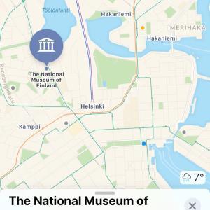 フィンランド・ヘルシンキ の観光名所★フィンランド国立博物館