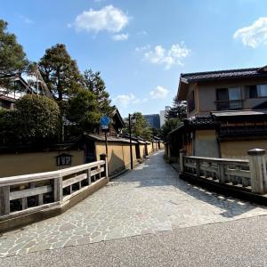 石川県・金沢のはしご酒スポット★ 木倉町通り